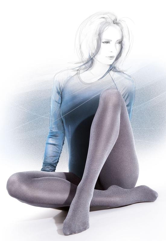 Punčochové kalhoty Gatta Silver Chic